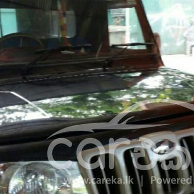 Mahindra bolero maxi truck  2015
