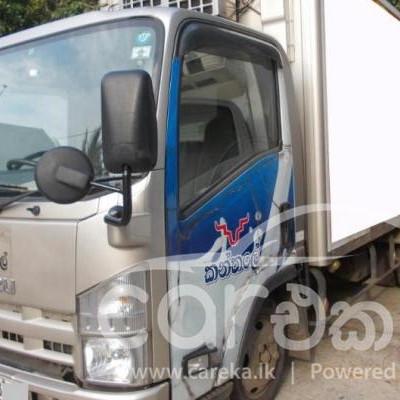 Isuzu ELF Freezer Truck 2010