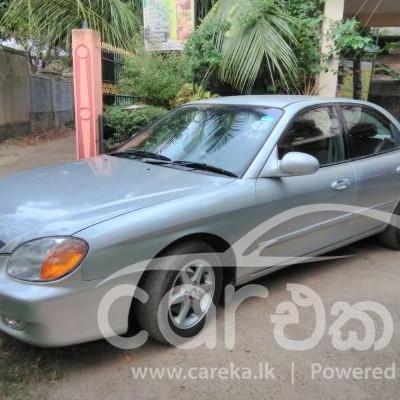 Hyundai Sonata sports 2008