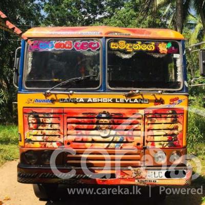 Lanka Ashok Leyland Tipper 2006