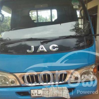 JAC Lorry 2012