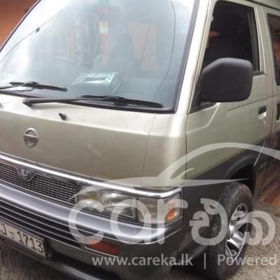 Nissan Caravan Homy 1996