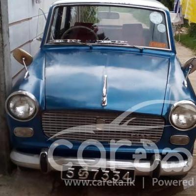 FIAT 1100 1964