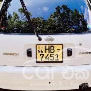 Nissan March K11 2000