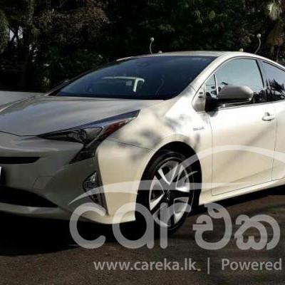 Toyota Prius Hybrid 2016