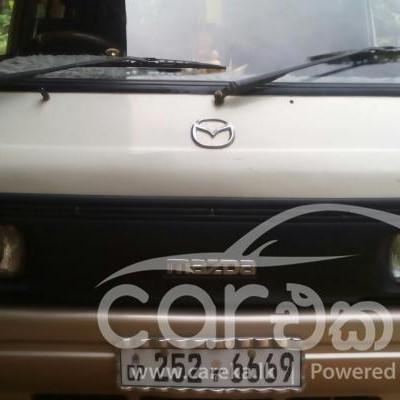 Mazda Bongo 1993