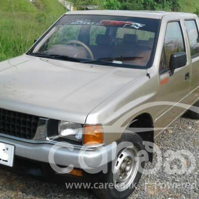 Isuzu Double cab  1989