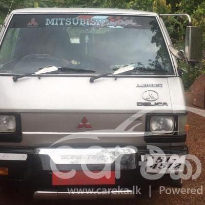 Mitsubishi Delica L 300  1986