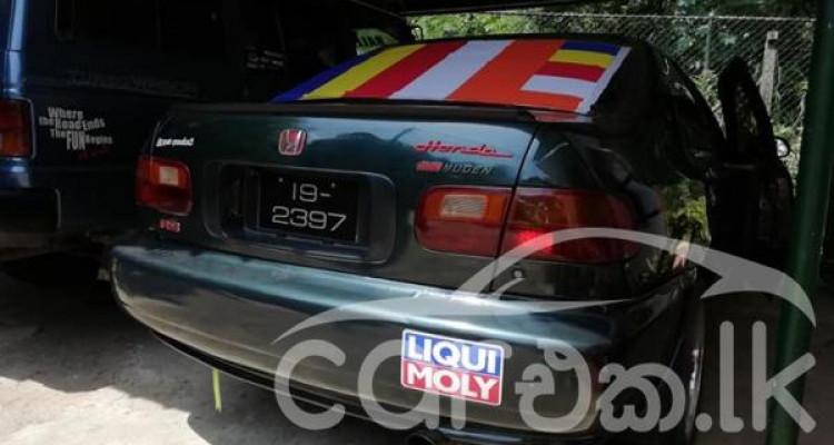HONDA CIVIC EG8 1992