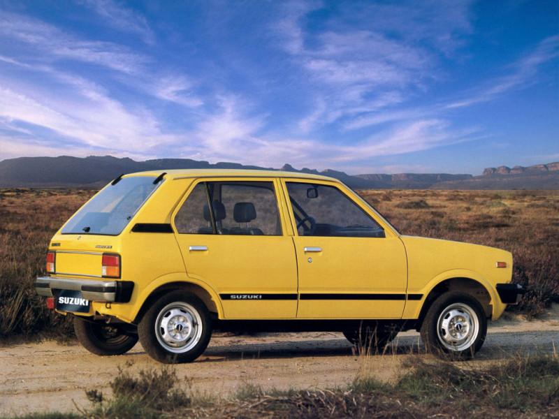 අපි කවුරුත් දන්න Suzuki Alto රථයේ ඉතිහාසය - History of Suzuki Alto