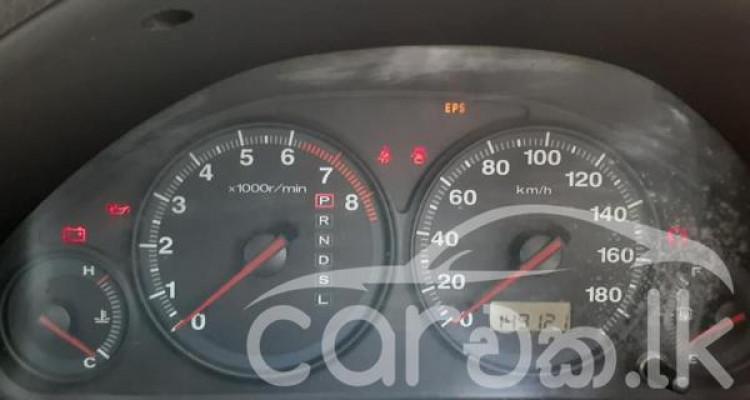 HONDA CIVIC ES1 JDM 2002