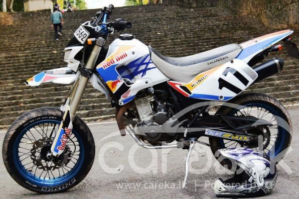 HONDA XR 250 2006