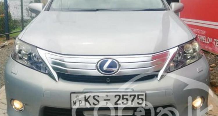 LEXUS HS 250H 2009