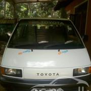 TOYOTA TOWNACE CR27 1991