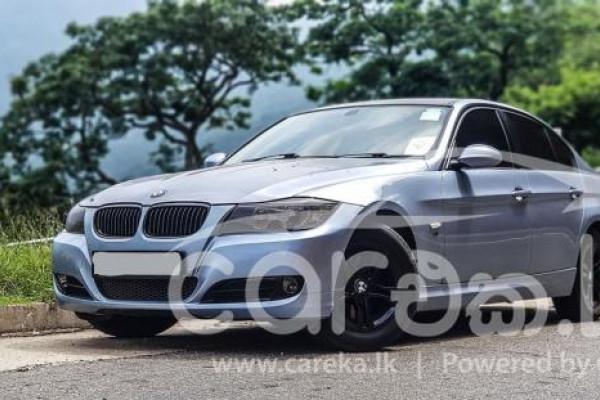BMW 320D 2011