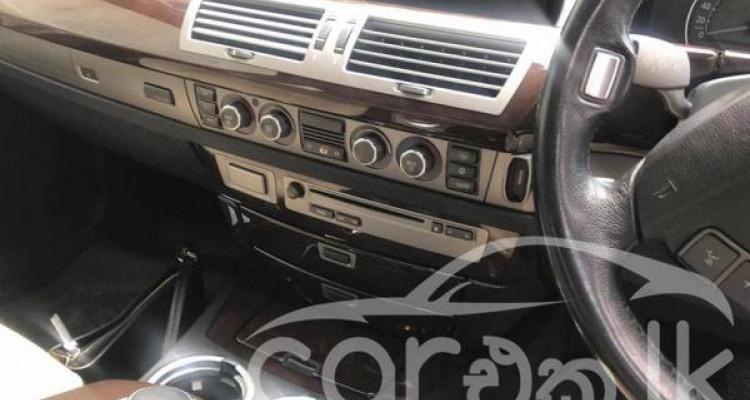BMW 740LI 2005