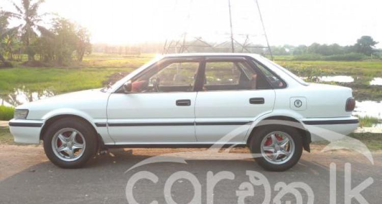 TOYOTA COROLLA AE91 1998